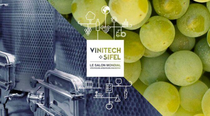 Salon Vinitech Sifel, 22 novembre 2018 à Bordeaux
